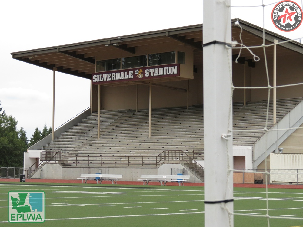 WestSound FC Men will play EPLWA home matches at SilverdaleStadium