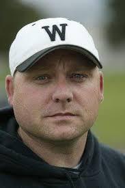 John Wright, WUFC's first head coach.