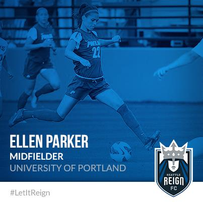 Reign FC pick three in NWSL College Draft