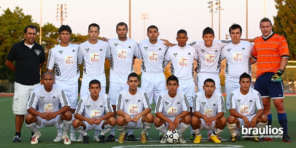 Yakima United (2011 photo) played Seattle Stars FC in the ANSL. Now both clubs will be part of the EPLWA in 2014.)