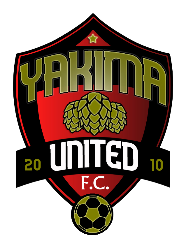 Yakima United FC reveal hops-inspired crest