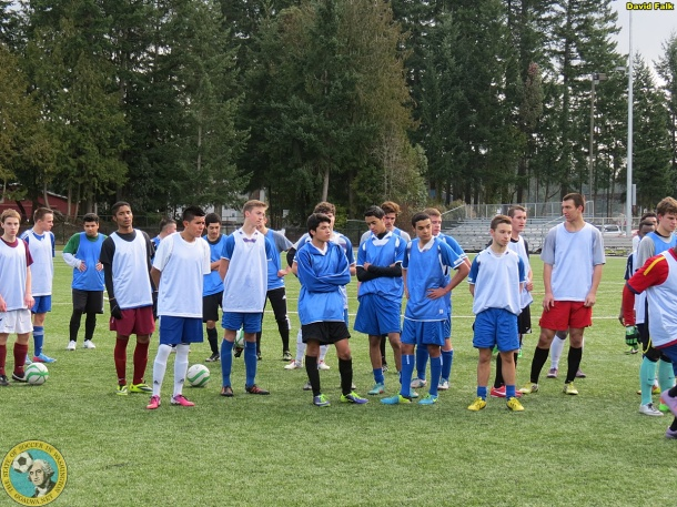 In Kitsap County the Pumas are holding tryouts. WestSound FC will follow with their own tryouts soon. (David Falk)