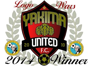 LOGO WARS: Yakima United FC rules in 2014