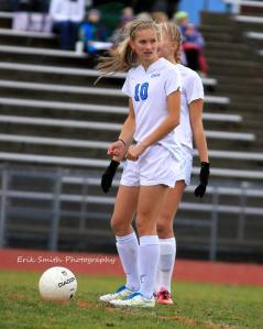 #10 Kelsey Turnbow of Central Valley High (Spokane) is the Washington Gatorade Player of the Year. (Erik Smith)
