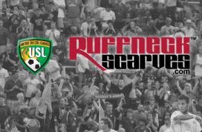 USL partners with RuffneckScarves
