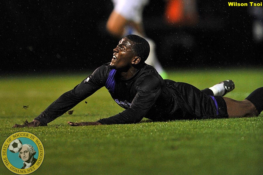 Darwin Jones showed the Sounders what they missed as well as what they can look forward to. (Wilson Tsoi file photo)
