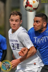 Washington Huskies men's soccer hosting Trinity Lutheran University (Everett) in the second pre-season game of 2014.