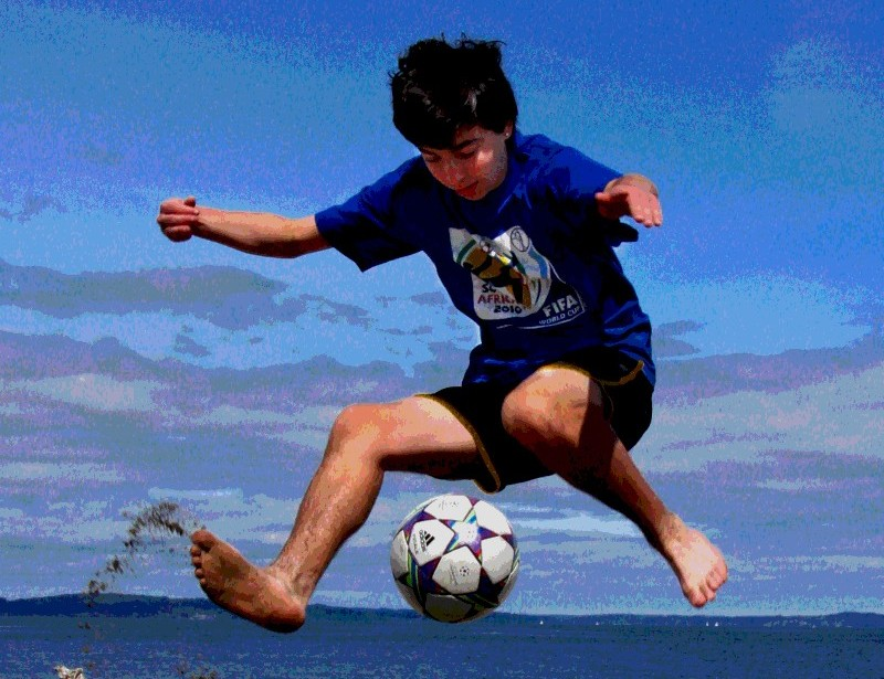 OUR GAME: Getting started in Freestyle Soccer