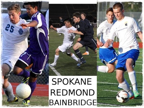 Picture Perfect: High School action from Redmond, Bainbridge,Spokane