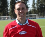 Chad Brown today. He's the new head coach of the EPLWA Spokane Shadow. (Shadow photo)