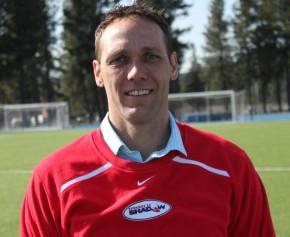 Former Sounder Chad Brown will coach Spokane Shadow inEPLWA