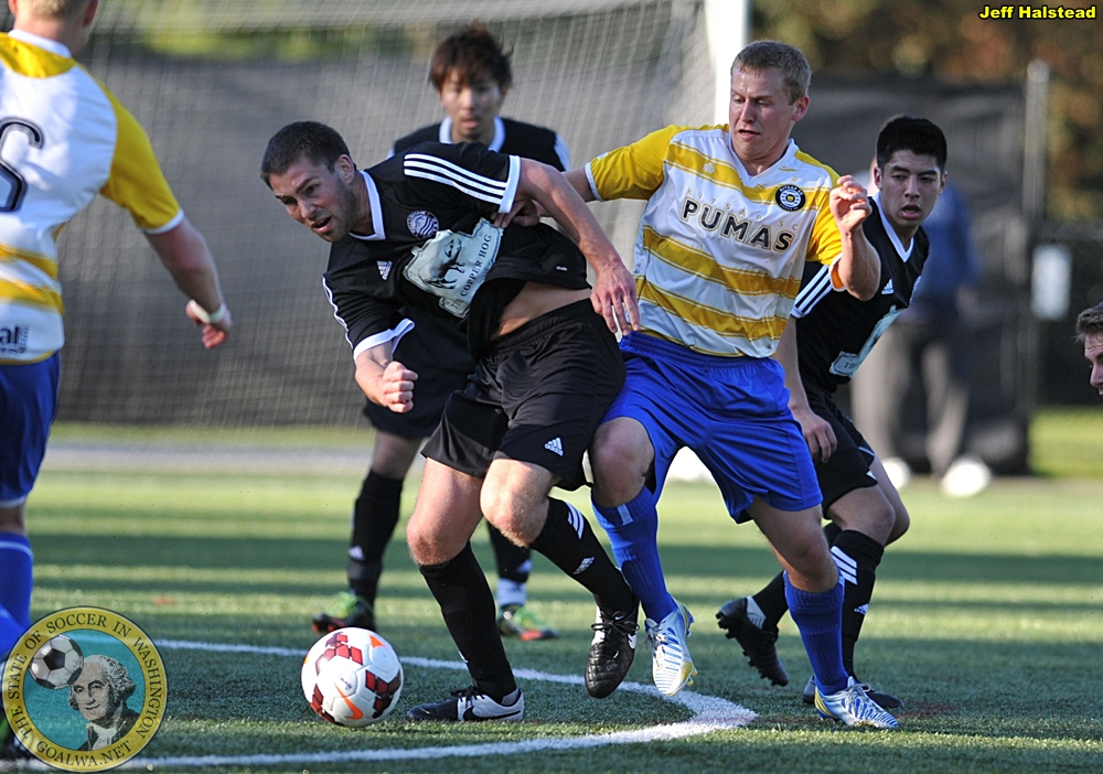 Picture Perfect: Jeff Halstead shoots Pumas v. Hammers