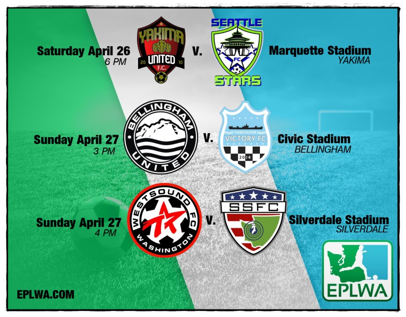 EPLWA kicks off with three weekend matches