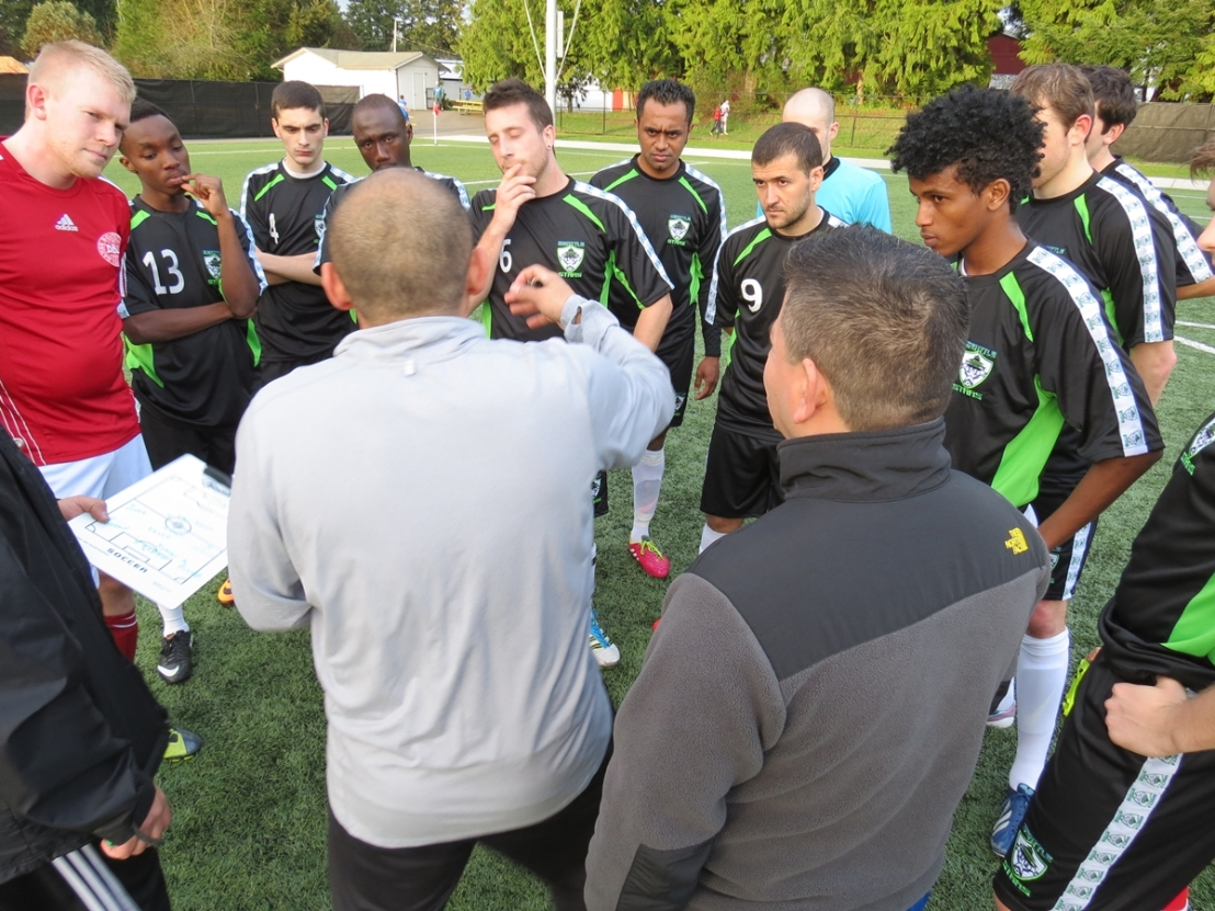 Video Buzz: Embedded with Seattle StarsFC