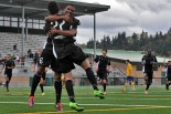 Seattle Sporting FC defeats its NPSL cross town rival Inter FC 7-0 at Pop Keeney Stadium
