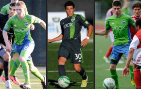 Sounders U-23 welcome back Academy alumni