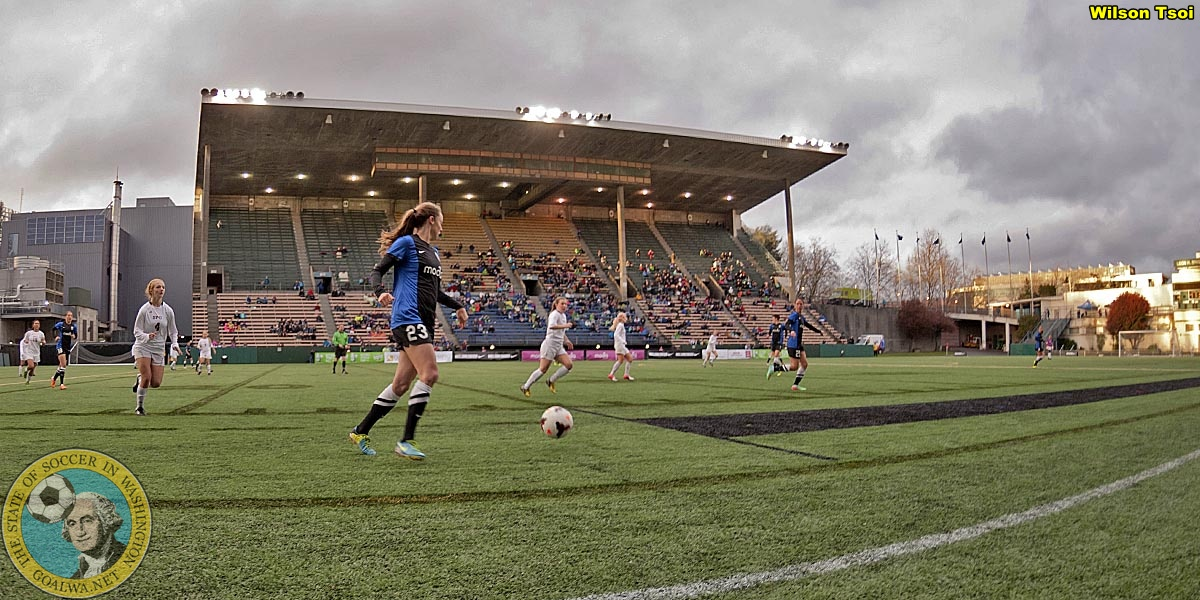 Picture Perfect Reign Fc At Memorial Stadium Goalwa Net