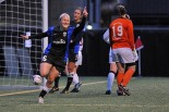 Seattle Reign FC defeats Seattle Pacific 8-0 at Seattle Memorial Stadium