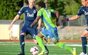 Sounders beat Whitecaps in battle of U-23's