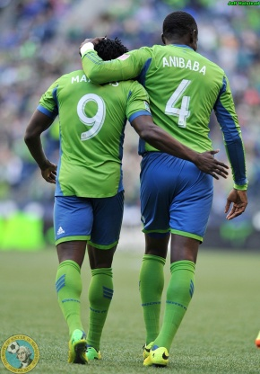 Sounders host RSL Saturday in battle for top spot