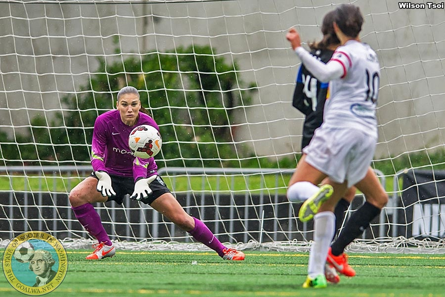 Solo, Rapinoe, Leroux: Reign get their Nats back in World Cupyear