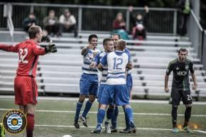 Pumas, Sounders U23 play to third straighttie