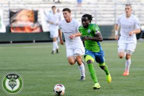 Sounders U-23 beat Washington Crossfire 2-1