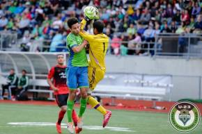 Sounders U23's tumble to Timbers in Tumwater