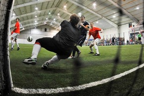 Western Indoor Soccer League (WISL) will kick off this fall in Northwest