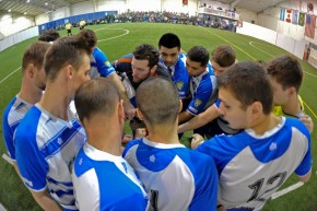 Are Kitsap Pumas done with indoor soccer?