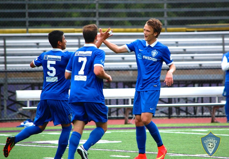 Puget Sound Gunners announce PDL tryoutdetails