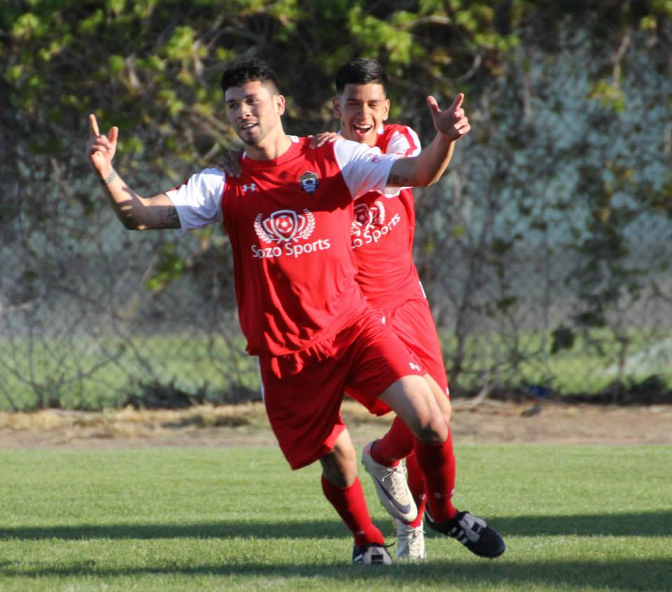 Another goal for Yakima's Valdavinos. (Tracie Fowler)