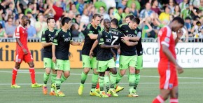 Sounders advance in penalty kicks, Timbers next (videos)