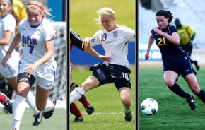 Three more join Sounders Women