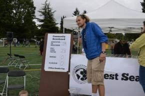 Seattle teacher Kegel on ballot for MLS WORKS Community MVP