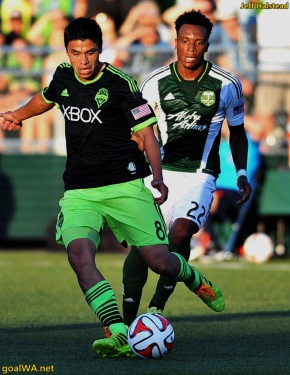 Sounders go overtime to eliminate Timbers in USOC