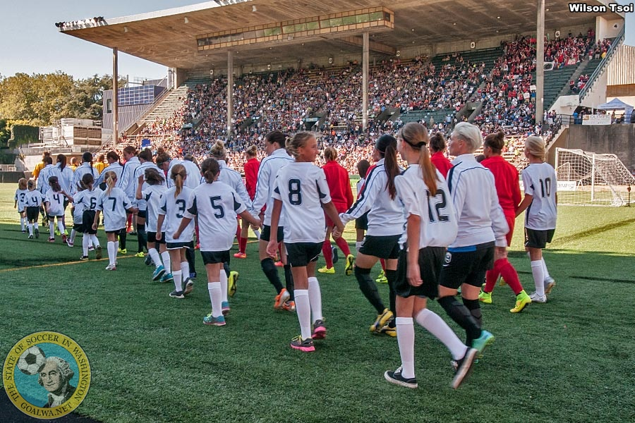 Forecast: Seattle Reign FC open third season in NWSL Sunday at Memorial Stadium