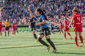 Picture Perfect: Reign builds a bonfire under Portland Thorns