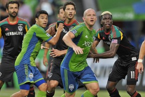 LA Galaxy leave Sounders far, far away