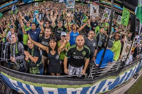 Picture Perfect: Wilson Tsoi shoots Sounders v. Timbers