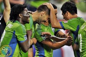 Quotes, fan videos and recap: Sounders beat Timbers before 64,000
