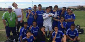 Tacoma United U-15 Boys win National Presidents Cup