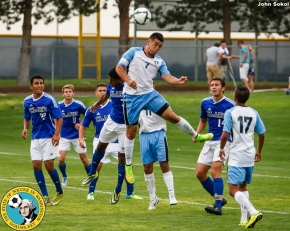 Picture Perfect: Columbia Basin, Clark NWAC teams all play to zeros