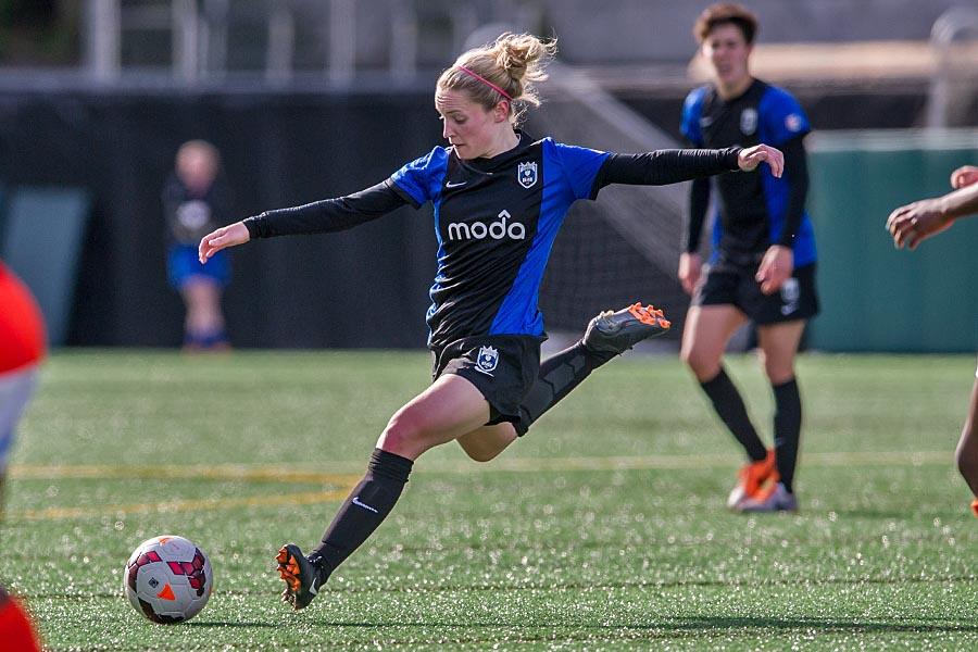 Seattle Reign FC's Kim Little wins NWSL GoldenBoot