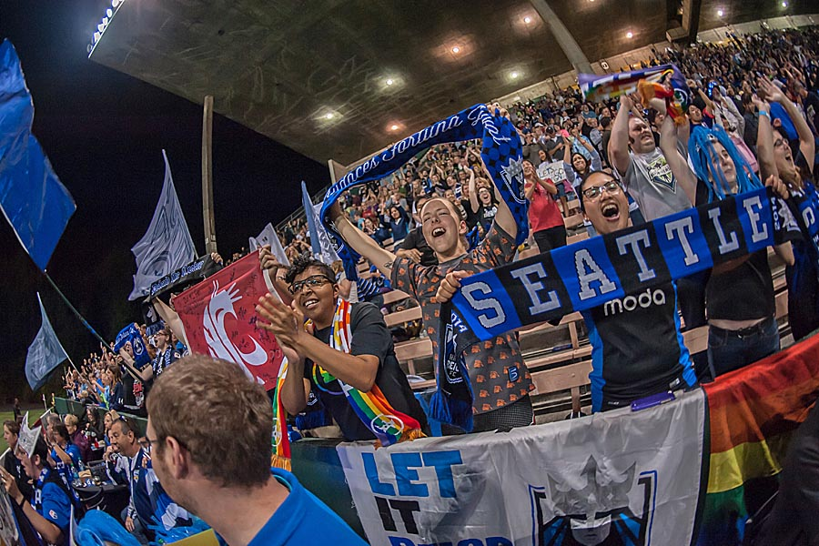 Reign FC reveal entire 2015 NWSL schedule