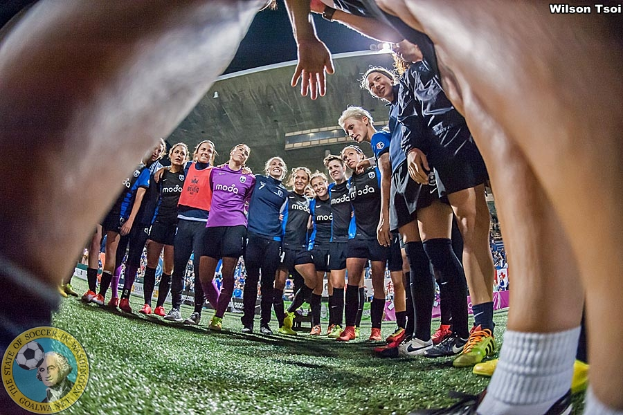 Seattle Reign players in other leagues (update)