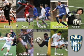 NU Eagles bring nine new faces to Kirkland campus