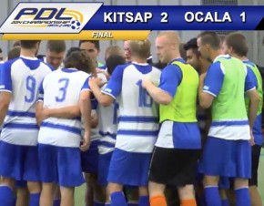 Kitsap Pumas advance to Sunday's PDL Final (video)