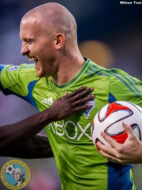 Picture Perfect: Quakes catch Sounders