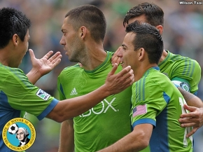 Sounders ride Dempsey goal over Rapids
